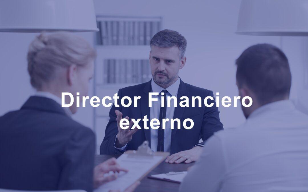 Director financiero externo, beneficios para las empresas